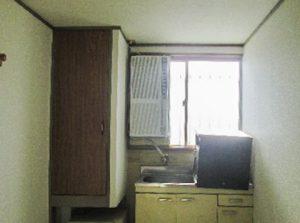 物件チェック01・壱番館・キッチン